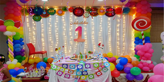 Birthday party organizers in chennai